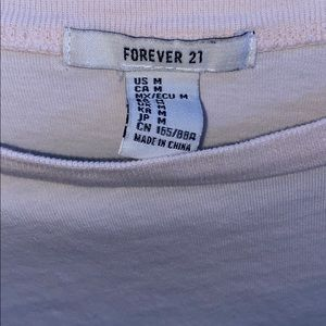 Forever 21 Tops - Forever 21 Peachy Top.